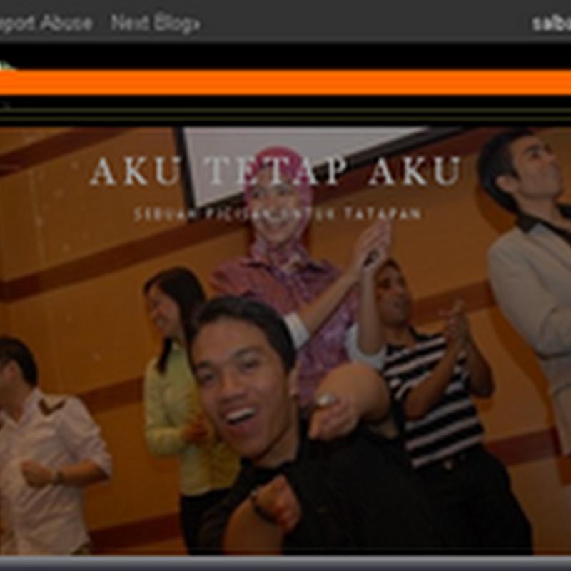 Blog Pilihan BEN ASHAARI hari ini ..