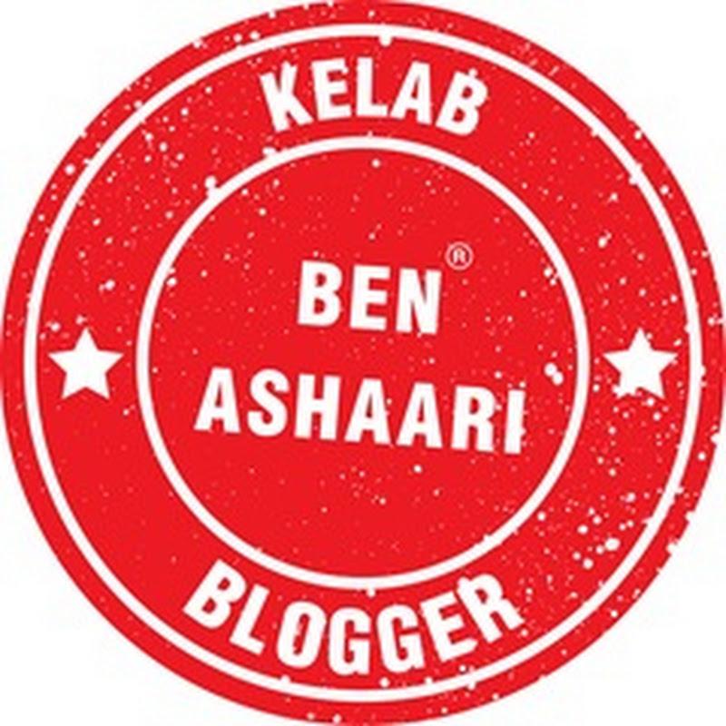 Logo baru KELAB BLOGGER BEN ASHAARI