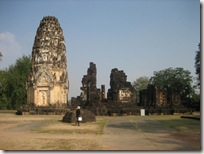 More Sukhothai ruins