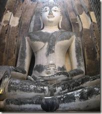 Buddha at Sukhothai