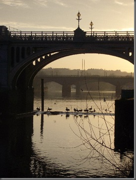 Richmond Lock (© Mark Jenkinson)