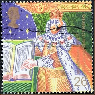 Bible stamp