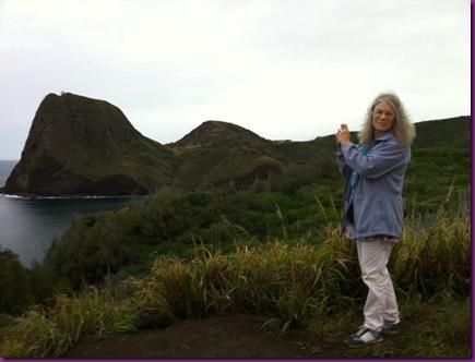 Teena in Hawaii