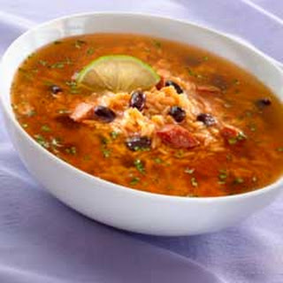 Chicken Black Beans Rice Soup Recipes