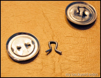 Button Cover Parts
