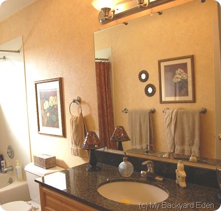 old bathroom style