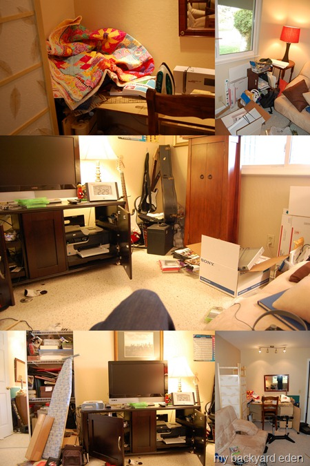 Guest Room Disaster