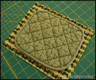 Potholder construction