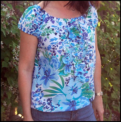 New Spring Top