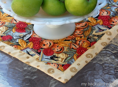 Festive Holiday Placemats