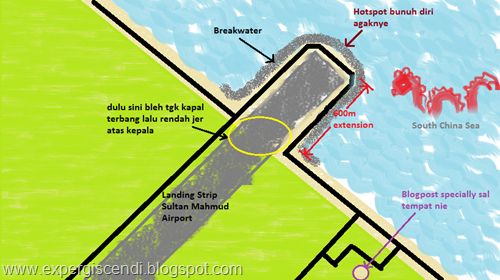 ketapang bay illustration