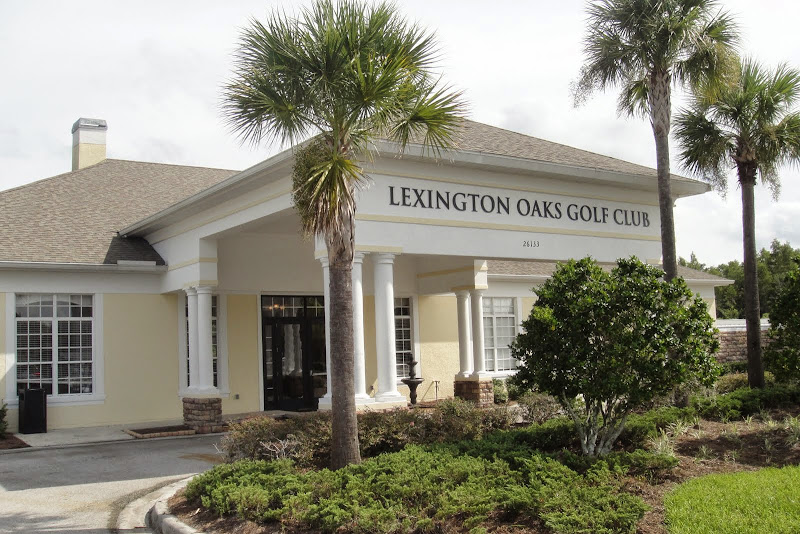 Lexington Oaks Golf Course homes