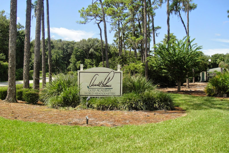 Saddlebrook Resort Arnold Palmer Golf Academy World Headquarters