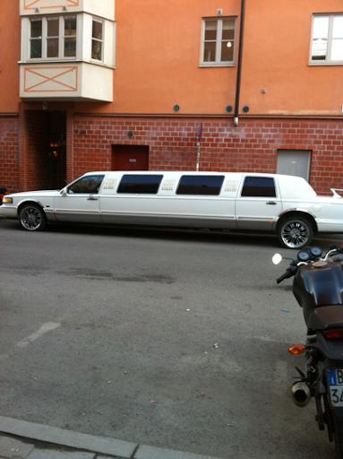 Fint folk åker limousin