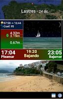 Screenshot of Tu Marea