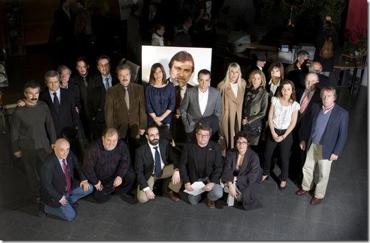 Homenaje a Luis Mariñas