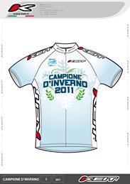 Maglia Campione d'Inverno 2011
