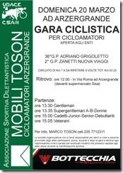 Corsa Arzergrande 20-11-2011