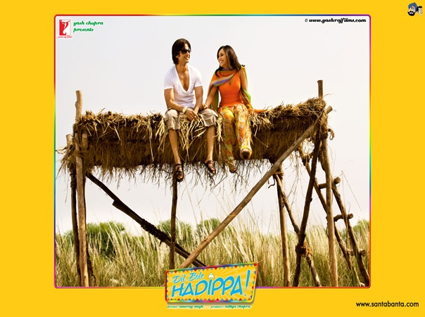 dil bole hadipa nice photo of rani & shahid