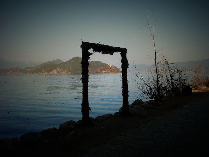 土楼 . 火塘 - 银月 - 银月的博客