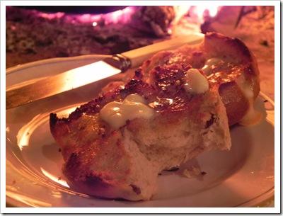 Hot cross buns & butter