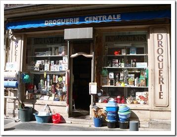 Droguerie, Agde