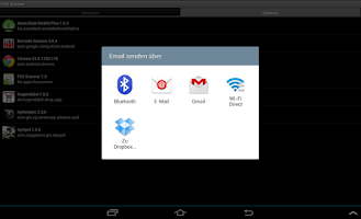 Screenshot of FCS Scanner