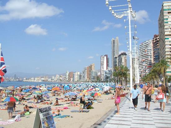 недвижимость в Испании, Бенидорм