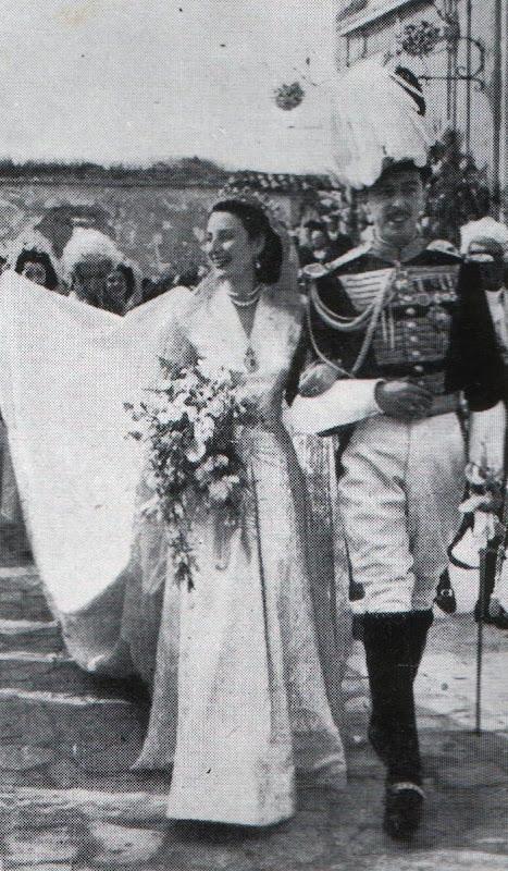 недвижимость в Испании, современная Герцогиня Гандиа и её муж
