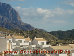 недвижимость в испании, таунхаус в Relleu