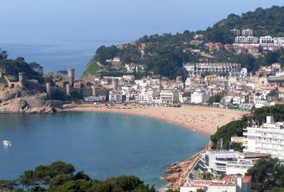 недвижимость в Испании, пляж