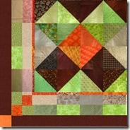 3 orange squares