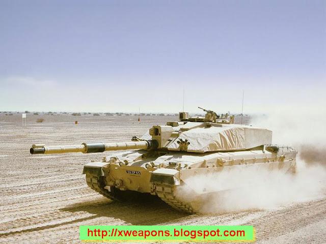 دبابة تشالنجر 2 Chall21