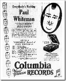 Paul Whiteman advert 080928