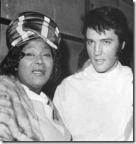 Mahalia and Elvis