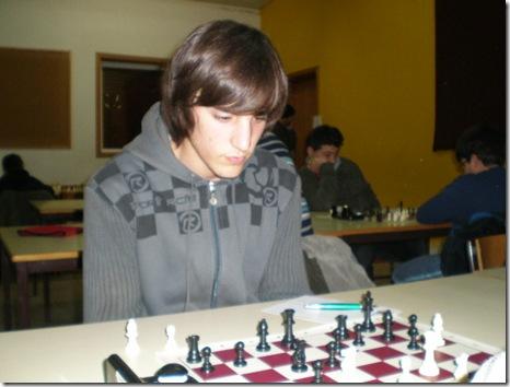 João Carlos Costa - 3º lugar sub-16
