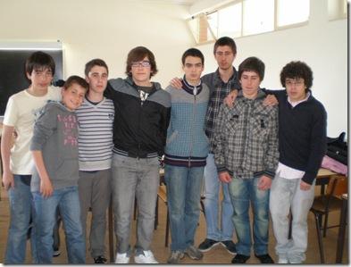 Distrital equipas 2009/2010