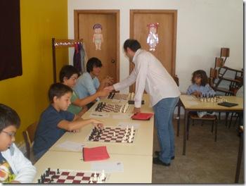 academia de xadrez do GDR Os Amigos de Urgezes