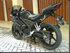 Vixion Modification 08