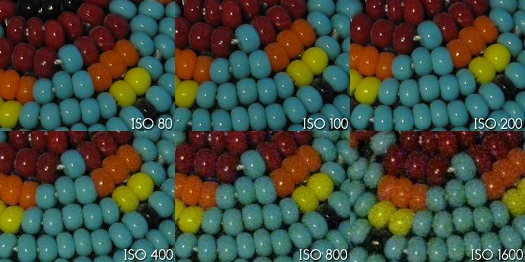 ISO80-ISO1600-100%