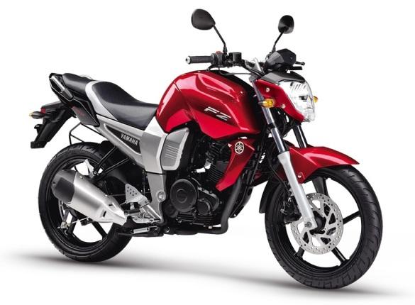 2010 Yamaha FZ-16