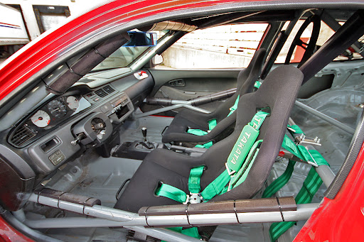 NY K20R Civic Hatchback