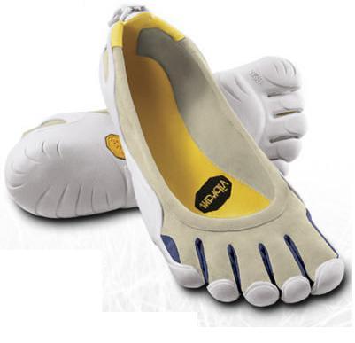 Five Fingers - A luva dos pés Vibram
