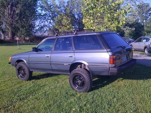 FS/FT: Lifted 86 GL Wagon - Ultimate Subaru Message Board