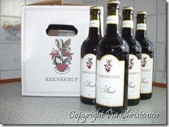 Stout øl fra Krenkerup Gods