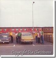 På vej til faster i Sverige 1975