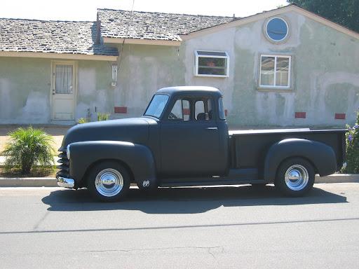 1951 Chevy 5 Window Pickup