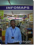 Infomaps stall and Arun