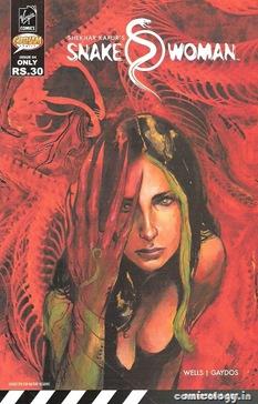Snake Woman 04