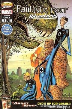 Fantastic Four Advts 06